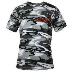 Camo Orange front only