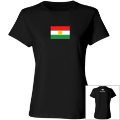 Women's relaxed fit Heritage T (Kurdish)