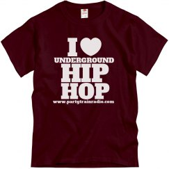 I love Hiphop