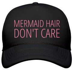 Mermaid Hair Don't Care Beach Gear