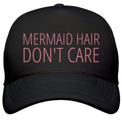 Mermaid Hair Don't Care Beach Gear
