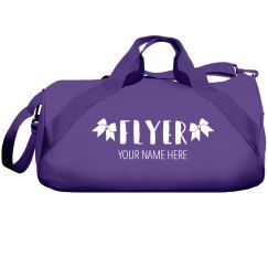 Custom Cheer Flyer Bag