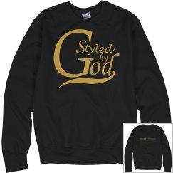 SBG Unisex Crewneck Sweatshirt - Black