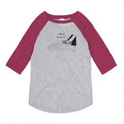 I Support Pulling Out - Youth - 3/4 Raglan Tee