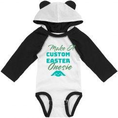 Make A Custom Easter Onesie