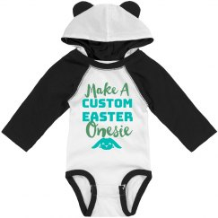 Make A Custom Easter Onesie