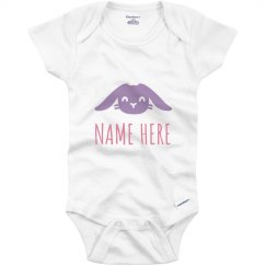 Adorable Custom Easter Onesie