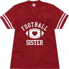 Football Sister Plain