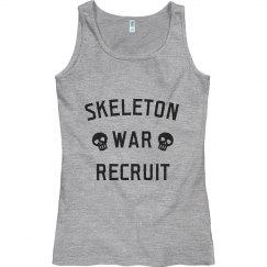 New Recruit For The Skeleton War