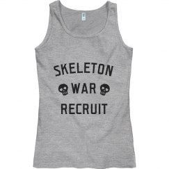 New Recruit For The Skeleton War