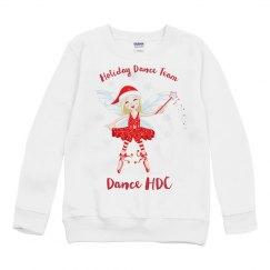 Holiday Dance Team Girls