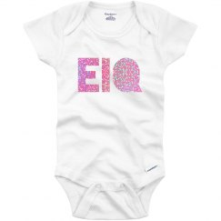 Infant onesie Pink EIQ