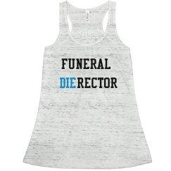 Funeral Director Tank