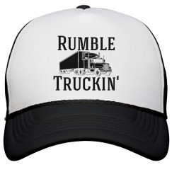 Rumble Truckin' Trucker Hat