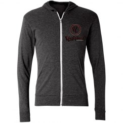 Undefined Rose Womans Zip Up