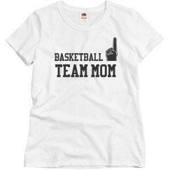Cute Basketball Mom
