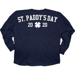 St Patricks Day 2017 Long Sleeve