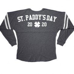 Ladies Slub V-Neck Game Day Jersey