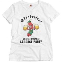 Oktoberfest Is A Sausage Party