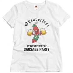Oktoberfest Is A Sausage Party