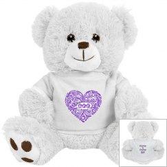 Personalized BFF Bear 2