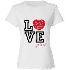LU Love Volleyball Womens