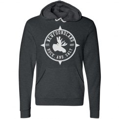 Newfoundland rock and salt hoodie