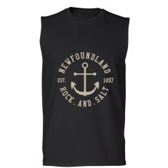 Men's Newfoundland Rock and Salt tank