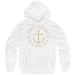 Rock and Salt Hoodie
