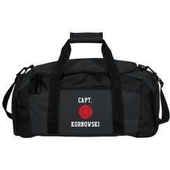 Firefighter Duffel