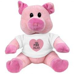 The Pink Pulpit Piggy