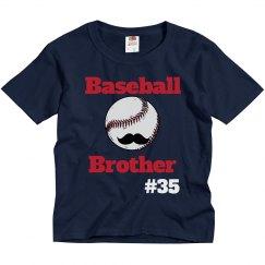 Baseball Bro-Moustache