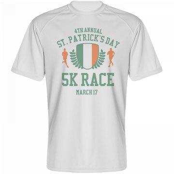 5K Race w/ Back