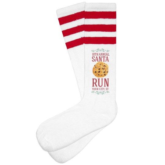 5K Santa Christmas Run