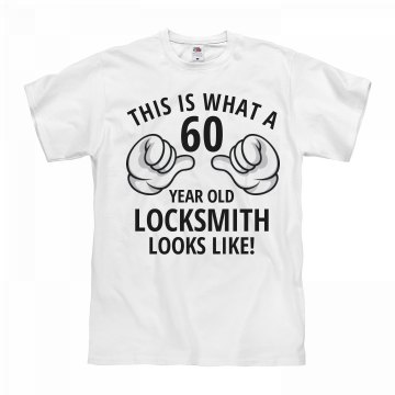 60 year old locksmith