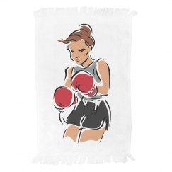 Female Boxing Towel