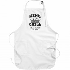 King Of The Grill Personalized Gift