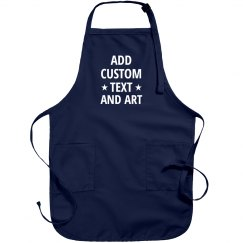 Create Your Own Dad Apron Gift