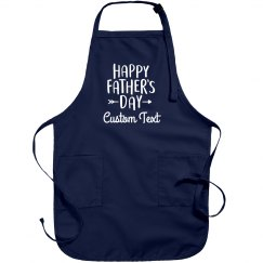 Happy Father's Day Custom Text