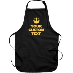 Custom Text Jedi Rebel Father's Day