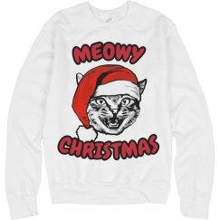 Meowy Christmas Ugly Xmas
