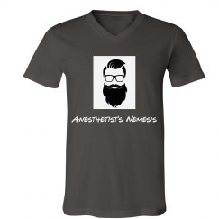 V-Neck- Anesthetist's Nemesis