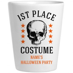 1st Place Costume Halloween Prize