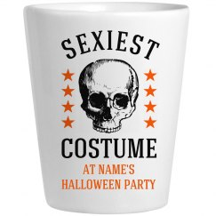 Sexiest Costume Contest Prize