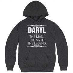 Daryl the man the myth the legend