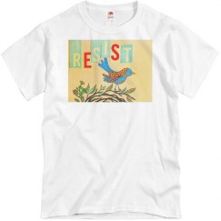 resist bird