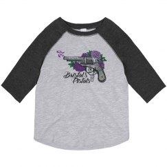 Toddler Purple Pistol