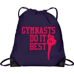 Gymnasts Do It Best