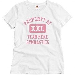 Property Of Gymnastics