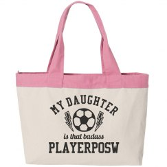 Daughters That Badass Playerposw